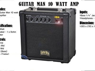 Guitar amplifier combo Guitar Man GML-10, 10w,