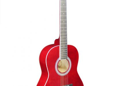 Acoustic Guitar 3/4 size Red Koda