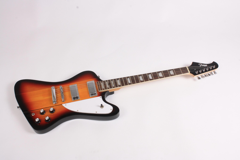 electric guitar firebird style 229 freya guitars. Black Bedroom Furniture Sets. Home Design Ideas
