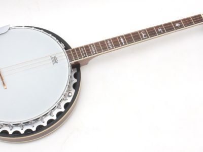 Banjo 19 Fret 4 String - play trad music