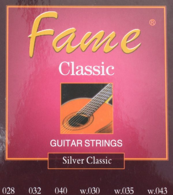 Classical Guitar Strings Nylon - Guitars Online IRL