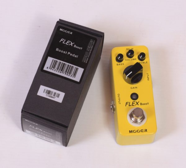 Boost pedal Mooer Flex Boost