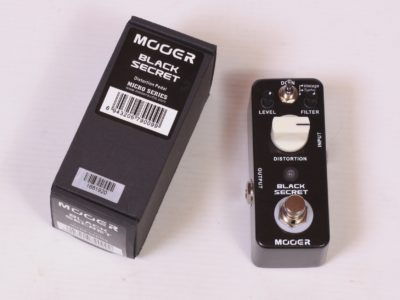 Distortion pedal Mooer Black Secret