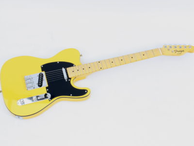 Electric Guitar Telecaster Style Guitar