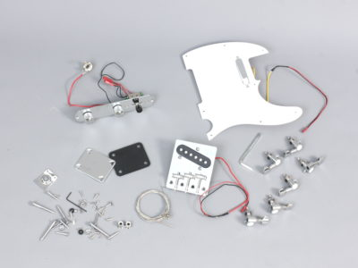 Telecaster hardware and electronics kit