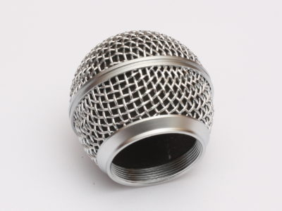 Microphone Ball Head Mesh Replacement