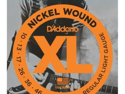 Electric Guitar Strings D'Addario EXL110 10-46