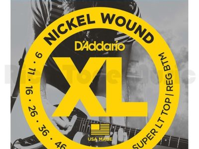 Electric Guitar Strings D'Addario EXL125 9-46