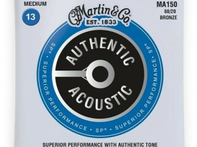 Acoustic Guitar Strings Martin 13-56 MA150 80/20 Bronze €7.80