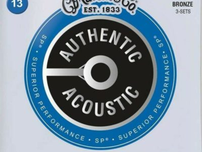 Martin Acoustic Guitar Strings 13-56 MA150PK3 3 sets 80/20 Bronze €20