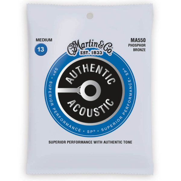 Acoustic Guitar Strings Martin 13-56 MA550 Phosphor Bronze €7.95