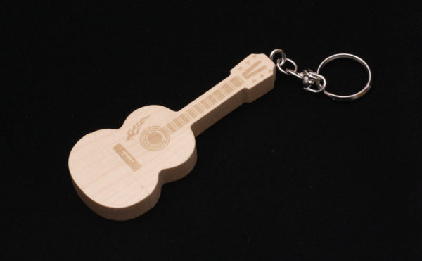 USB Memory Stick 16GB Guitar shape, great gift idea!