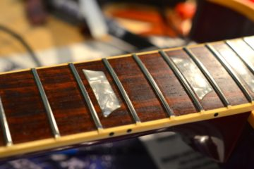 Condition (oil) your fretboard, or not?