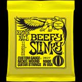 Electric Guitar Strings Ernie Ball 2627 Beefy Slinky 11-54