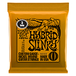 Electric Guitar Strings 3 sets Ernie Ball Hybrid Slinky 9-46 3222 2222
