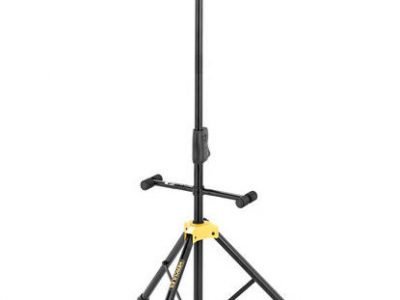 Guitar Stand Hercules GS422B 2 way with Auto-Grab system
