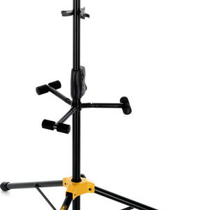 Guitar Stand 3-way Hercules GS432B with Auto-Grab system