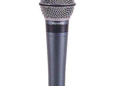 Microphone Superlux TOP248 Unidirectional Professional Microphone with switch