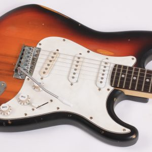 Electric Guitar Strat style Freya ST-1 1960's Relic FREE P&P!