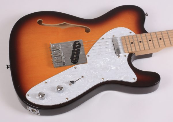 Electric Guitar - Tele Thinline style - Irelands #1 online guitar store